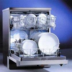Установка встроенной посудомоечной машины. Смоленские сантехники.