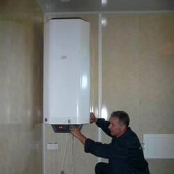 Установка водонагревателя в Смоленске. Монтаж и замена бойлера г.Смоленск.