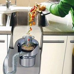 Установка измельчителя пищевых отходов в Смоленске, подключение измельчителя пищевых отходов в г.Смоленск