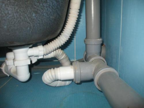 Монтаж и замена канализации в Смоленске. Установка канализации г.Смоленск.
