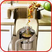 Картинка. Установка измельчителя пищевых отходов в квартире, коттедже или офисе в Смоленске